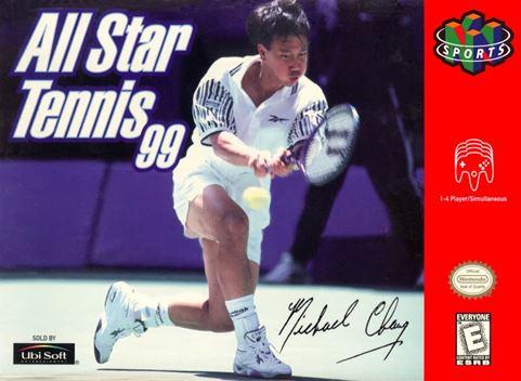 portada-All-Star-Tennis-99-nintendo-64