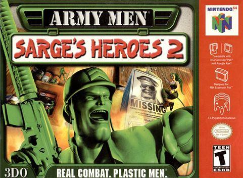 portada-Army-Men-Sarge's-Heroes-2-nintendo-64