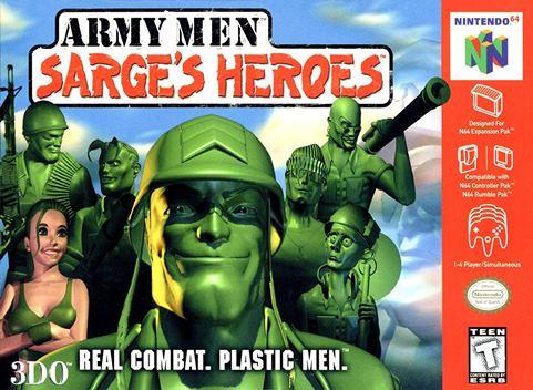 portada-Army-Men-Sarge's-Heroes-nintendo-64