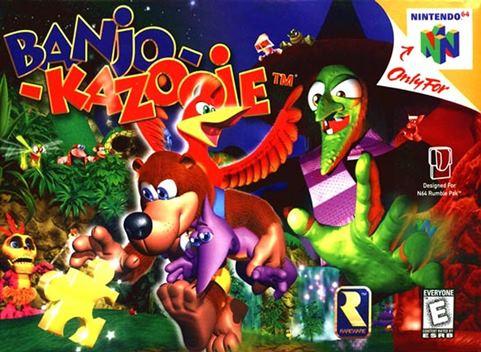 portada-Banjo-kazooie-nintendo-64