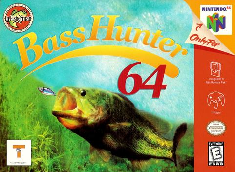 portada-Bass-hunter-64-nintendo-64