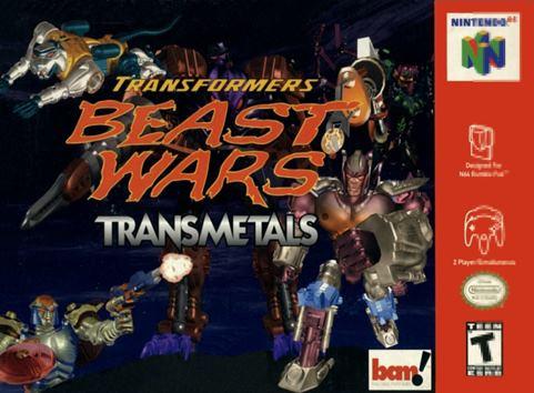 portada-Transformers-Beast-Wars-Transmetals-nintendo-64