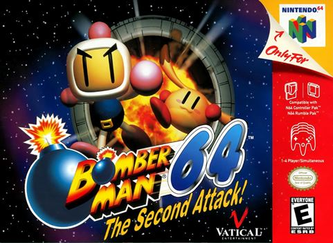 portada-bomberman-the-second-attack-nintendo-64