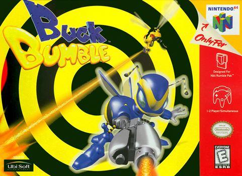 portada-Buck-bumble-nintendo-64