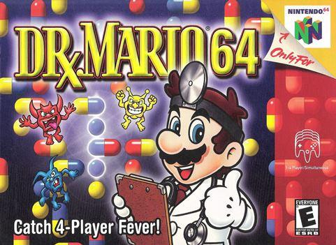 portada-Dr-mario-64-nintendo-64