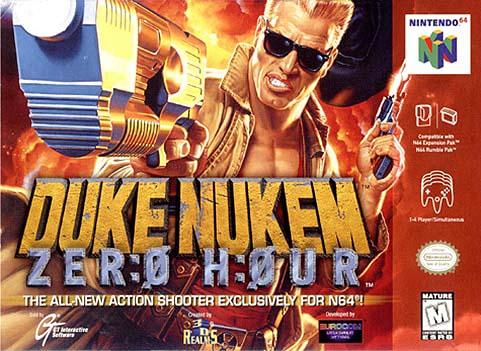 portada-Duke-nukem-zero-hour-nintendo-64
