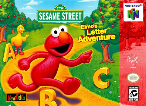 portada-Elmos-letter-adventure-nintendo-64