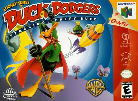 portada-Looney-tunes-ducks-dodgers-nintendo-64