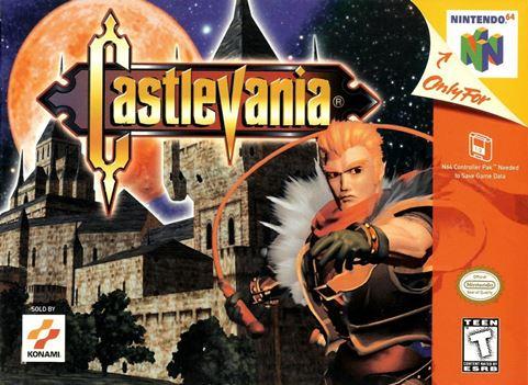 portada-Castlevania-nintendo-64